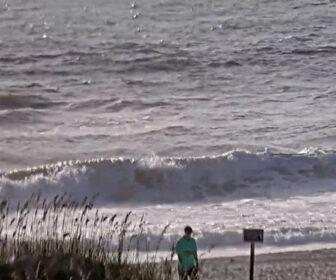 St. Augustine Beach Surf Cam