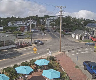 Vineyard Haven 5 Corners Live Cam, Martha's Vineyard, MA