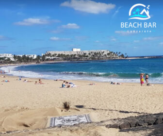 Beach Bar Webcam, Costa Teguise, Lanzarote Spain