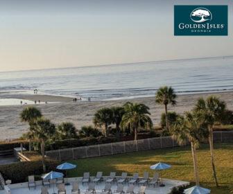 The Beach Club at St. Simons Live Cam, Golden Isles, GA