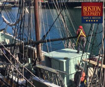 Boston Tea Party Ships & Museum Live Ship Webcam