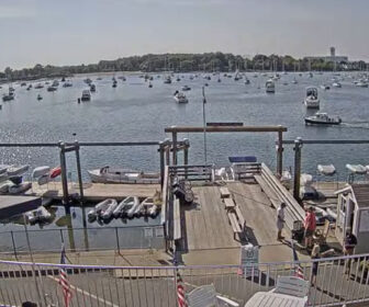 Jubilee Yacht Club Dockside Cam, Beverly MA