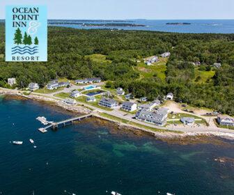 Ocean Point Inn Live Cam, East Boothbay, Maine