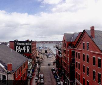 Portland Old Port Live Cam