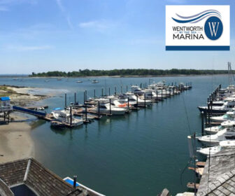 Wentworth By The Sea Marina Live Webcam West, New Castle, NH