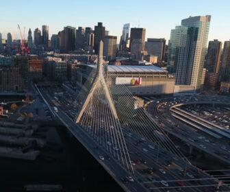 Museum of Science, Zakim Bridge, Live Webcam Boston, MA