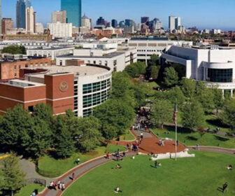 Northeastern University Campus Webcams, Boston MA