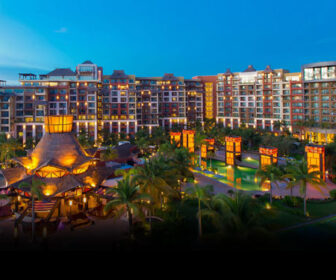 Villa del Palmar Cancun Luxury Beach Resort & Spa Live Webcam, Mexico