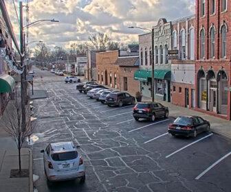 Monroe St Cam, Coldwater, Michigan