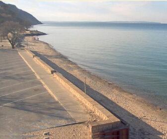 Empire Beach Wave Cam, Lake Michigan