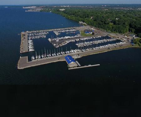 Erie Yacht Club North Basin Webcam