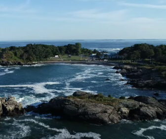 Visit Nahant Beach, Massachusetts