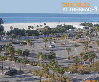 Our House at the Beach Webcam, Siesta Key Beach, FL