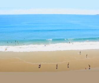 Block Island State Beaches, Rhode Island, Fred Benson, Crescent