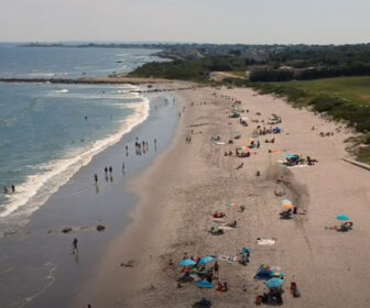 Scarborough State Beach, Narragansett Rhode Island