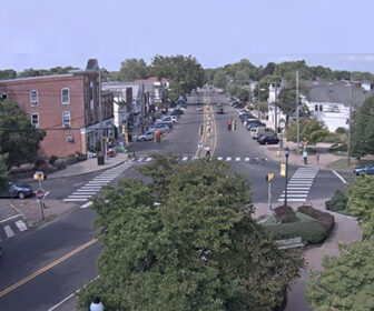 Downtown Madison, CT Webcam