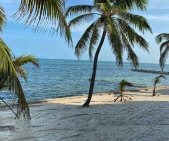 Blue Water Grill Live Beach Cam, Belize