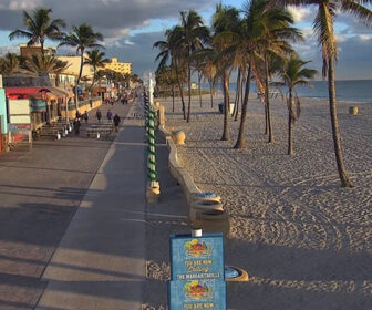 Hollywood Beach, FL Live Cam