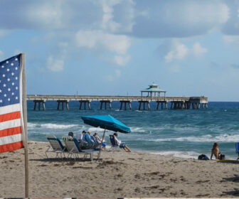 Deerfield Beach Pier Cam Highlights