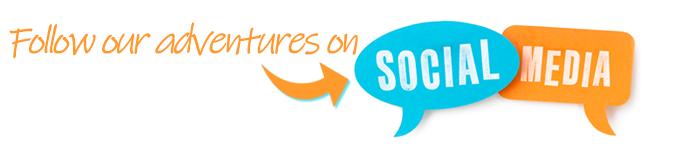 Follow our Adventures on Social Media - LiveBeaches.com