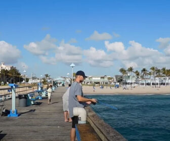 Anglin's Fishing Pier in Lauderdale-By-The-Sea, FL