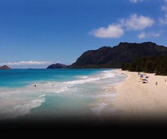 Waimanalo Bay Aerial Tour, O'ahu Hawaii