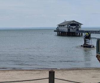 Buffalo Canoe Club Webcam, Lake Erie, Ontario, Canada, Great Lakes