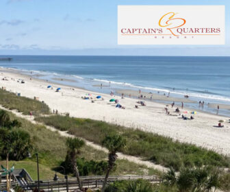 Captain's Quarters Resort Live Cam, Myrtle Beach, SC
