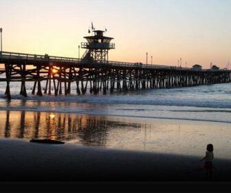 Live PTZ surf pier cam, San Clemente, CA