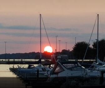 Leamington Municipal Marina Live Cam, Ontario, Lake Erie