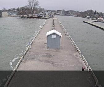 Port Dover Lighthouse Ontario Webcam