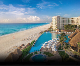 The Westin Lagunamar Ocean Resort Villas & Spa, Cancun Mexico