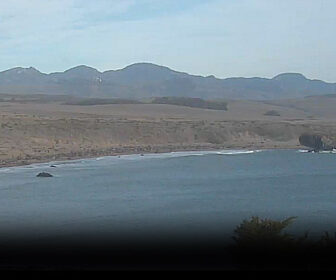 Piedras Blancas Light Station Webcam, San Simeon CA