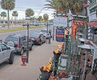 The Tini Martini Bar Webcam, St Augustine Beach, Florida