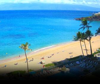Kaanapali Beach, Maui Live Cam