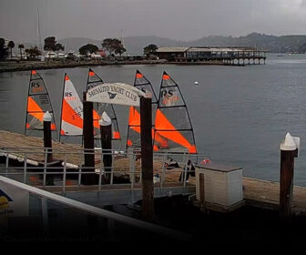 Sausalito Yacht Club Webcam, San Francisco, CA