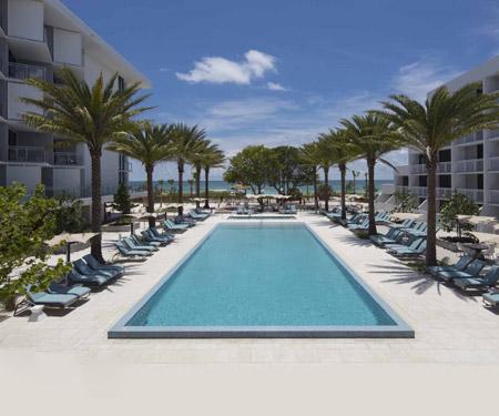 Zota Beach Resort on Longboat Key