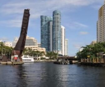 New River Bridge Cam, Fort Lauderdale Florida