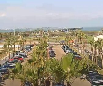 Queen Isabella Causeway Live Cam, South Padre Island, TX