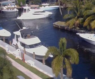 River Reach Island North Canal, New River Webcam, Fort Lauderdale, FL