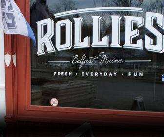Rollie's Bar & Grill Webcam, Belfast Maine