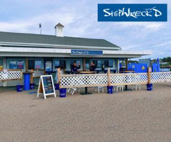 Shipwreck'd at Pemberton Point Webcam Pier Hull MA