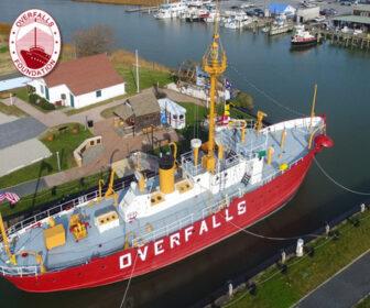 Lightship Overfalls Live Ship Cam, Lewes DE