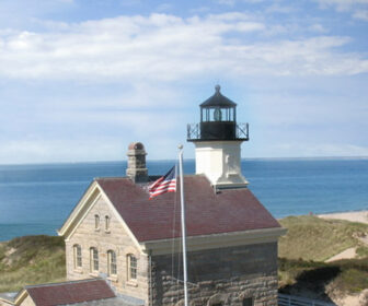 Block Island North Lighthouse on Block Island, Rhode Island