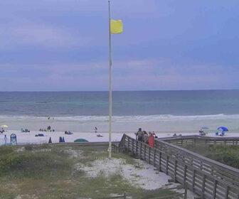 South Walton, FL Beach Cam, Santa Rosa Florida