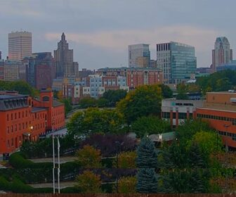 Downtown Providence, Rhode Island Webcam