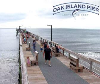 Oak Island Pier Live Webcam, Oak Island, NC